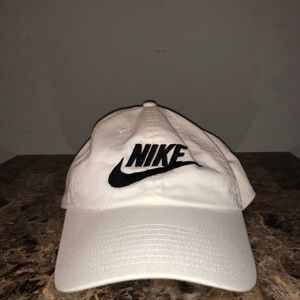 Nike Accessories - White Nike Dad Hat 86801c057